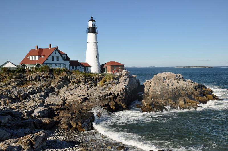 Portland Light, Cape Elizabeth ME