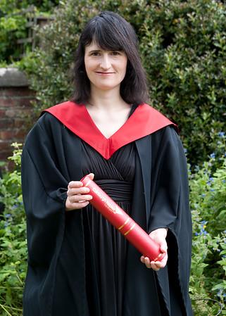 20120625 Claire Graduation