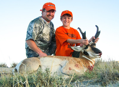 2013 WY Antelope
