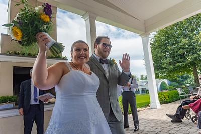 Garafalo Fowler Wedding