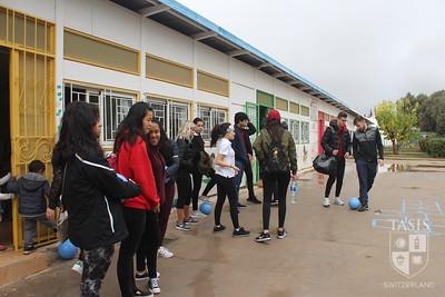 Mission Morocco - Association Hayati (Spring Academic Travel 2018)