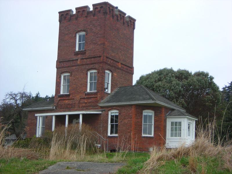 20120212 Fort Worden Castle.JPG