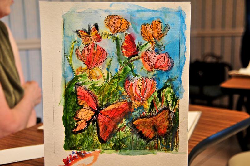 2010 - ARTreach Watercolor at Oakmont