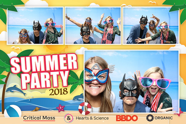 08.23.18  Summer Party