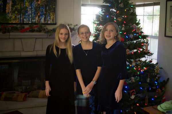 Emily and Friends - Dec 2006