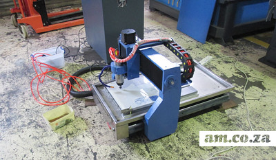 Assemble DIY CNC Router 2014 Model