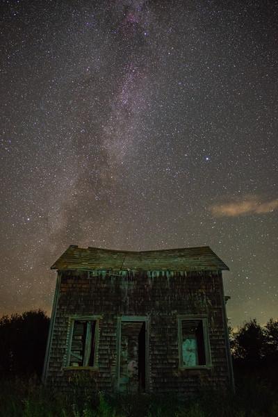 Pioneer Farm House