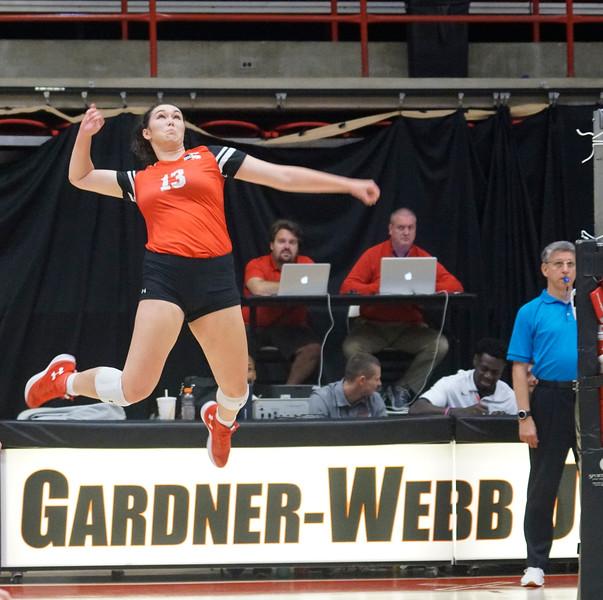 Volleyball vs. CSU 9/28