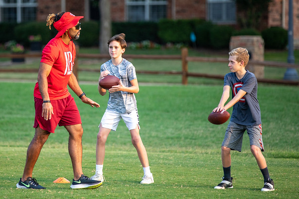 2020.09.18 WB Clinic with Seneca Wallace