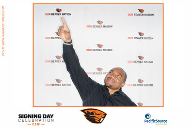 OSU SIGNING DAY CELEBRATION 2.3.16