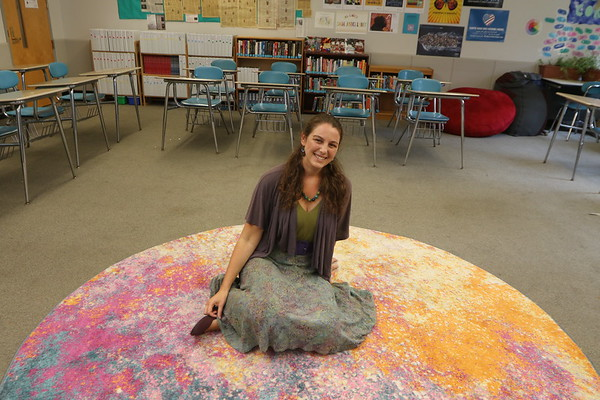 Lowell High global teacher 092221