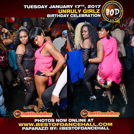 1-17-2017-BRONX-Unruly Girlz Birthday Bash 2017