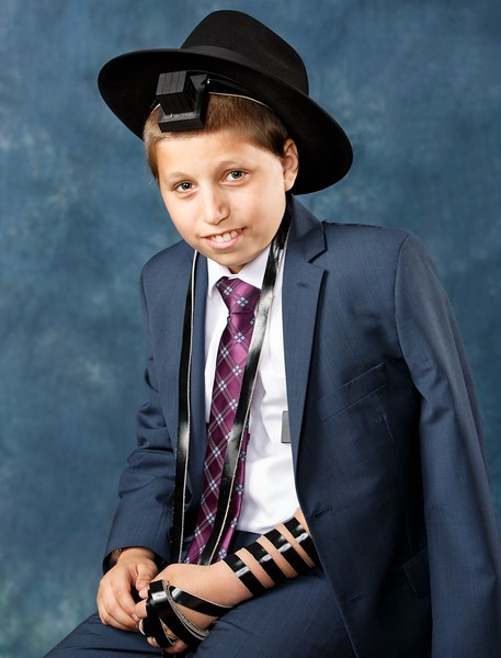 Yakov Bar Mitzvah album