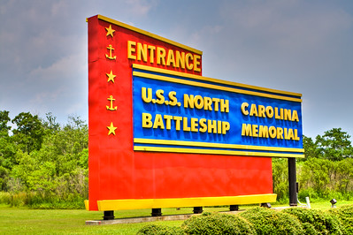 June 21, 2010 The USS North Carolina Battleship