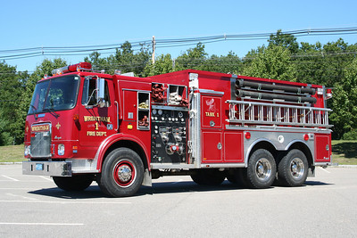 Wrentham Fire Dept