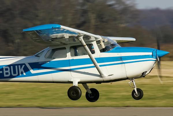 OY-BUK - Reims Cessna F172M Skyhawk