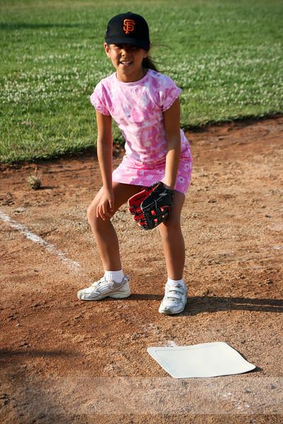 2008-07-14 Junior Giants Tan Practice