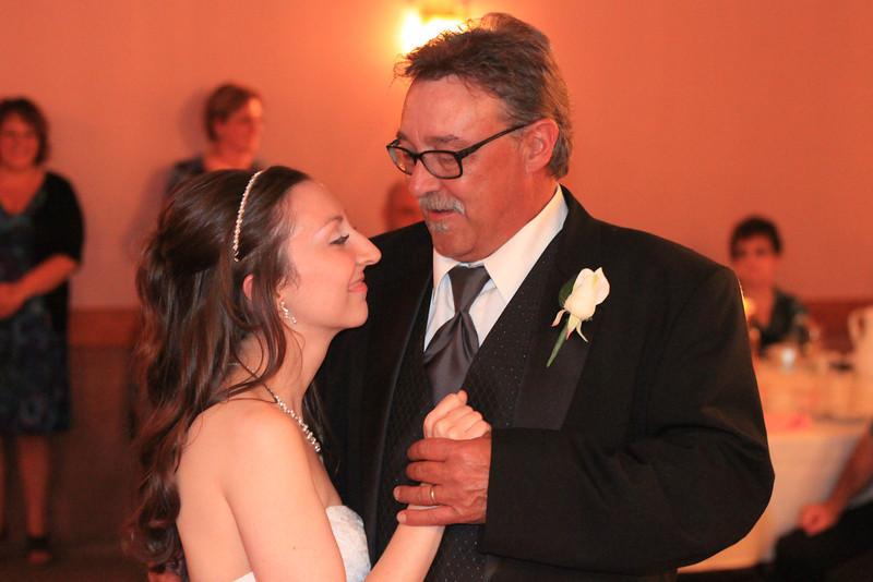 Stefanie Kundl and Bill Hake