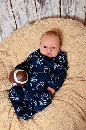 Lachlan - 1 Month