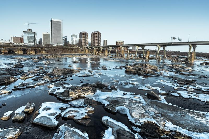 CI - Frozen James River - Lewis.jpg