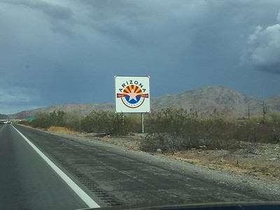 Nike Desert Twilight - Arizona