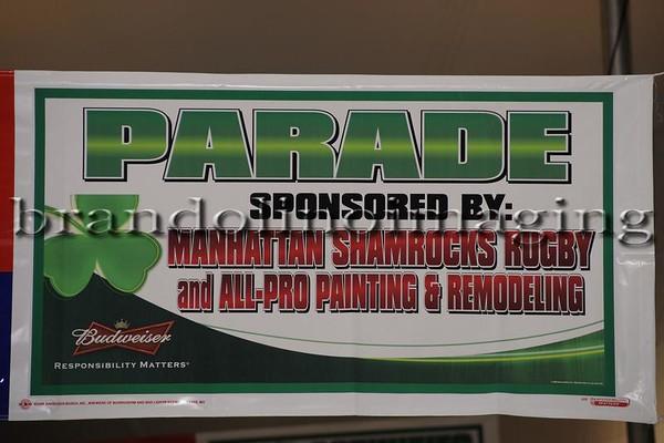 Manhattan Irish Fest XIV: Parade