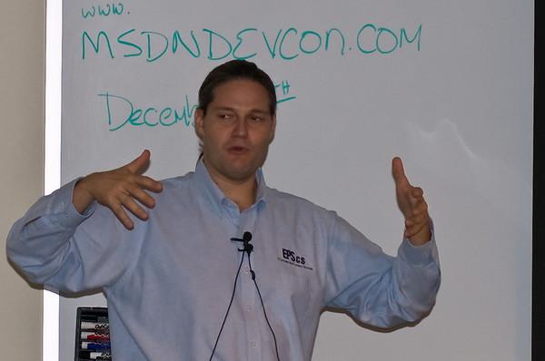 EPS Presentation 10 Nov 2008