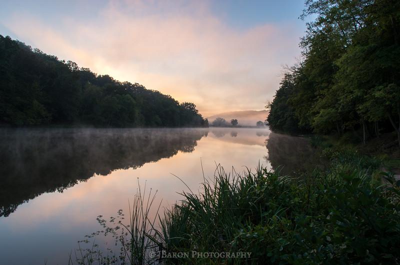 Before Sunrise at North Park Lake