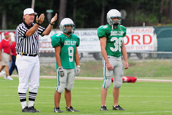 Hokes Bluff vs West End Jamboree August 22, 2008