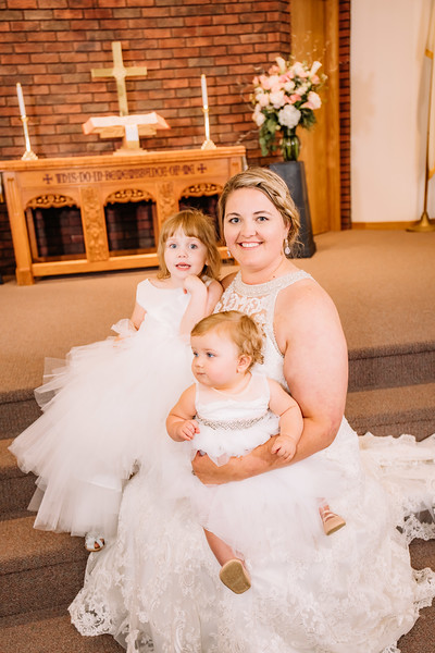 Wedding Party Church Formal