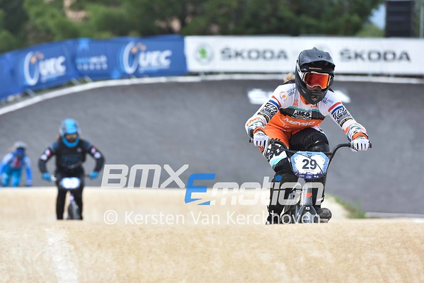 European Cup Sarrians - practise Friday (Championship)
