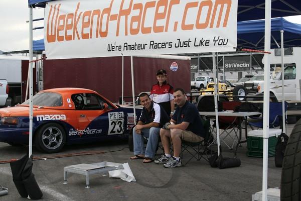 Miller Motorsports Sept 2009