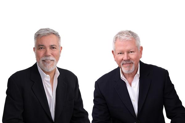 Frank Arellano and Bill Weaver Proofs