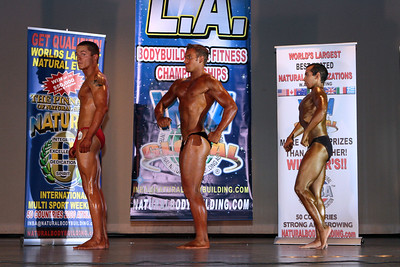2013 Mr & Ms Hollywood Natural Prejudging