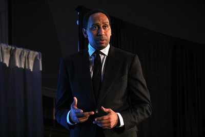 2017 OUAB and Block O Presents Stephen A. Smith
