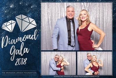 The Brandon Jansen - Diamond Gala 2018