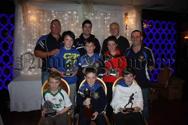 St Peters U12 and U14 Presentation Night