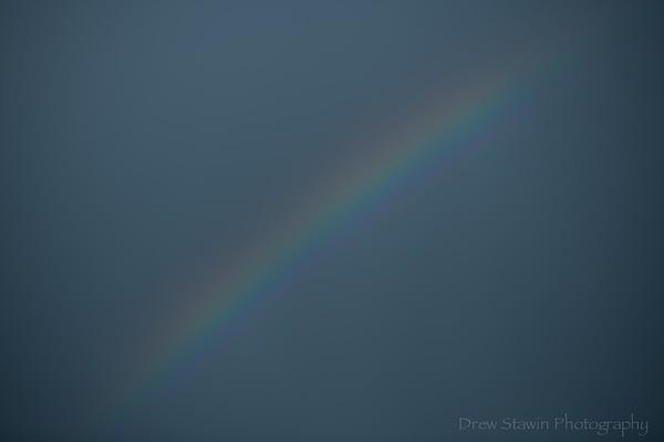Sky Clouds Rainbows