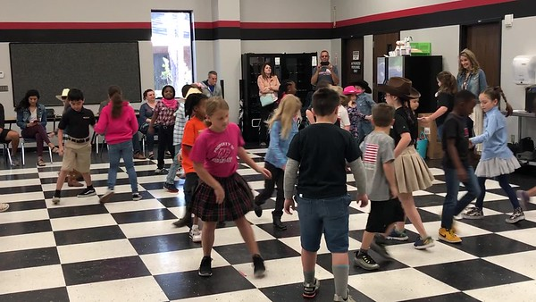 2020 Square Dancing videos