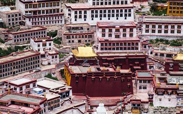 Ganden Monastery, CH