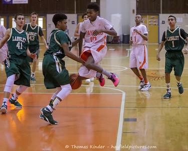 Boys Frosh Basketball vs Langley 1/3/17