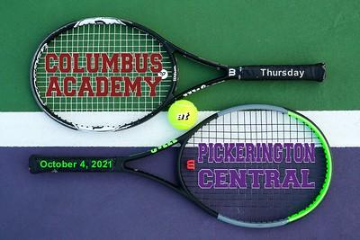 2021 Columbus Academy at Pickerington Central (10-04-21)
