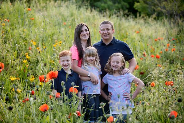 Hayward Family - 2018