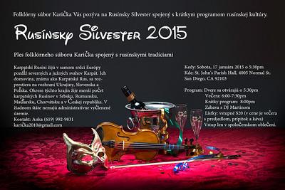 Celebration of Rusin's Culture 2015