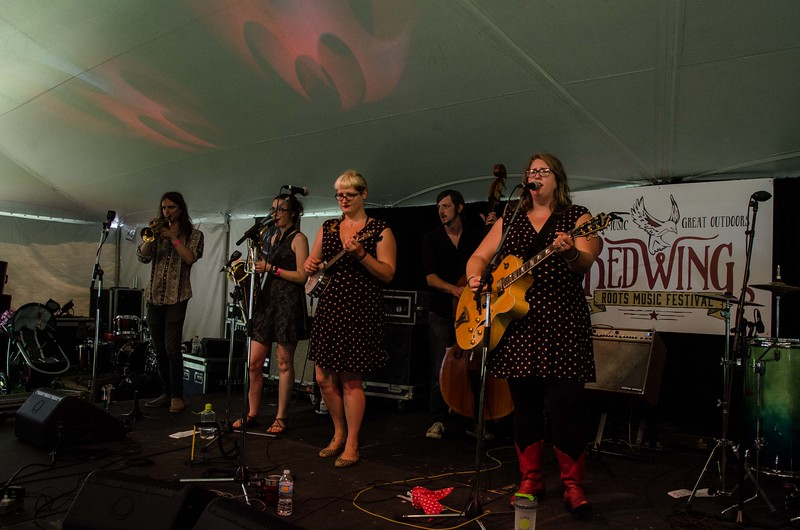 The Judy Chops ~ Red Wing Roots Festival 2016