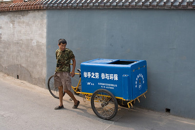 Reis naar China 2008