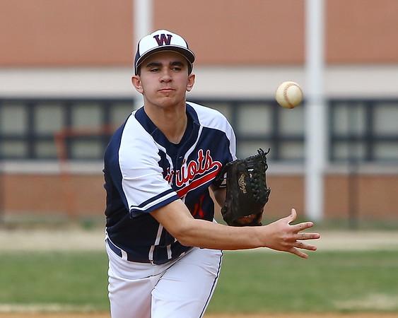 20190330 Varsity Baseball Wootton at Springbrook