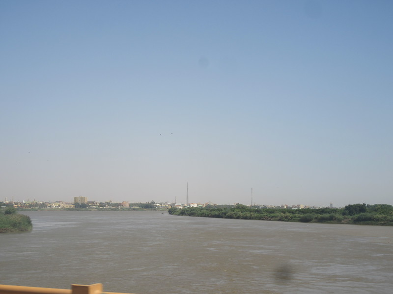 009_Khartoum. Nile Confluence (Blue Nile and White Nile).JPG