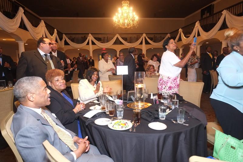 St Luther MBC retirement dinner of Rev. Charles E. Polk, Sr.