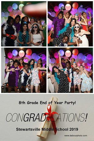 SMS 8th Grade EOY Party 2019